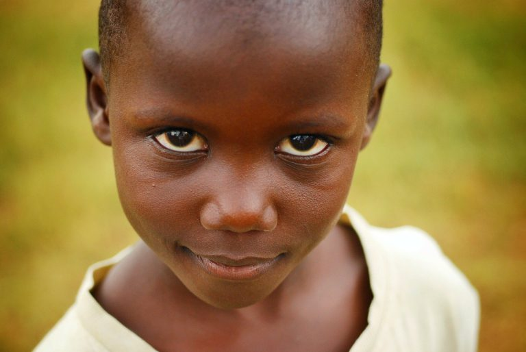 kind afrika