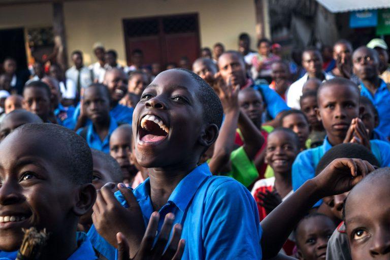 kinderen afrika