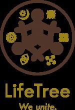 LifeTree - We unite. logo